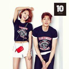 Sooyoung & Kim Jae Young - Tom Genty 2015 S/S Coupang Premium Shopping (150616)