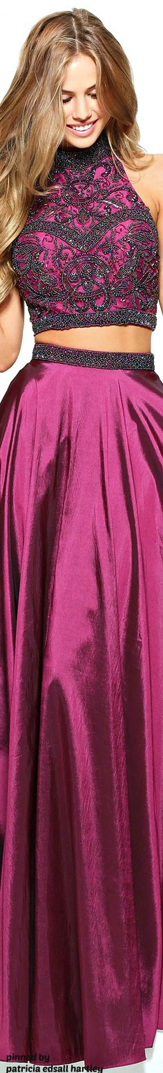 ❇Téa Tosh❇ SHERRI HILL | Mauve | Pinterest | Mauve, Haute couture ...