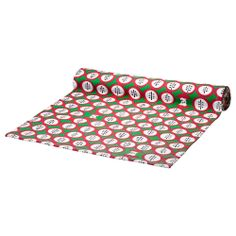I like the look of this one!  I want to go for plain table cloths with a fancy runner to set up my centre displays on.  What do you think?  SNÖFINT Table-runner - IKEA