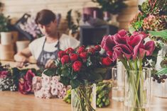 Yellow Roses, Pink Roses, Prom Bouquet, Smelling Flowers, Flower Corsage, Shopping Near Me, Different Flowers, Prom Night, Carnations