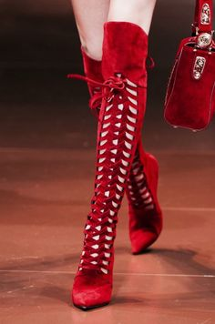 Versace: These Boots