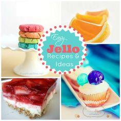 Easy Jello® Recipes and Ideas