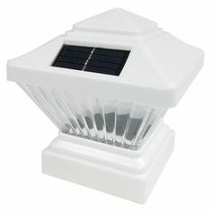 Our Economy Solar Post Light will fit a post, they are available in white and are dispatched via DPD for next working day delivery if ordered before Fits x x posts Finished in White Automatically switch on at dusk Hand finished to ensure UV stability Solar Powered Outdoor Lights, Solar Post Lights, Solar Led, Wood Vinyl, Pvc Vinyl, Fence Lighting, Outdoor Lighting, Small Backyard Design, Lamp Light