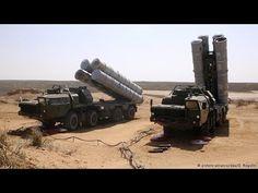 Rússia envia míssil S-300 para a Síria - YouTube
