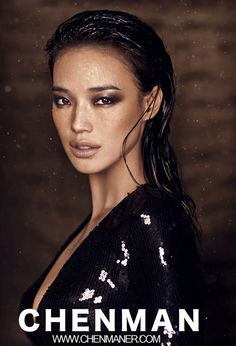 Shu Qi Photographed by Chen Man for Harper's Bazaar 2011