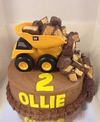 Image result for dump truck cakes