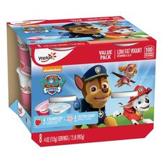 Kids Yogurt, Yogurt Cups, Baby Girl Toys, Toys For Girls, Chocolate Candy Brands, Carriage Bed, Tropical Wedding Bouquets, Oreo Flavors, Yogurt Shop