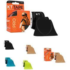 Elastic Therapeutic Tape KT TAPE PRO Kinesiology  20 Pre Cut 10 Inch Strips #KTTape