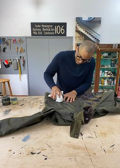 Rewaxing Jacket with Jay Blades Barbour Wax, Barbour Jacket, Country Walk, Life Guide, Way Of Life, British Style, Jay, Blade, Mens Fashion