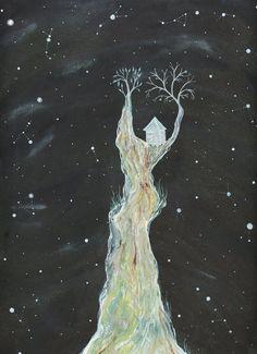 Secret Universe by Elise Mahan