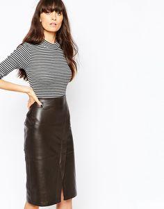 Just Female striped top