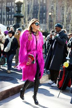 On the Street…..ADR!, NYC « The Sartorialist - wowzers - the guy in the background kills me - funny!