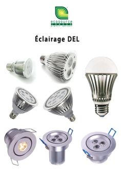 Partenaire Ecosource Canada Inc Lumiere Led, Toothbrush Holder, Canada, Light Bulb, Products
