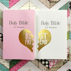 Best Friend ~ BFF Bible