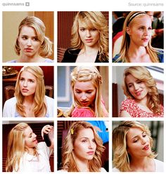 Quinn Fabray's best hairstyles (via http://quinnsams.tumblr.com/post/61879997269/quinn-fabrays-best-hairstyles)