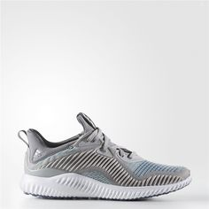 purchase cheap 46f6b ebf71 Adidas alphabounce Haptic Shoes (Multi Solid Grey   Running White Ftw) Adidas  Shoes Women