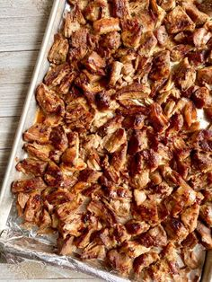 THIS is the protein you need in all of your Mexican food! So tender and packed with flavor. Pork Recipes, Mexican Food Recipes, Cooking Recipes, Crockpot Recipes, Pork Meals, Spanish Recipes, Skillet Recipes, Mexican Dishes, Party