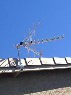 HDTV Antenna Installation In North Phoenix, AZ Saves Home Owner Over $100 A  Month.