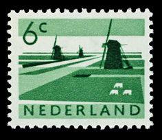 1963 - Polderlandschap