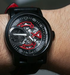 Armin Strom Tourbillon Collection Watches Hands-On