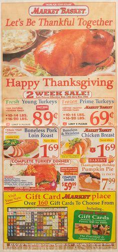 Market Basket Flyer November 13 - 26, 2016 - http://www.olcatalog.com/grocery/market-basket-flyer.html