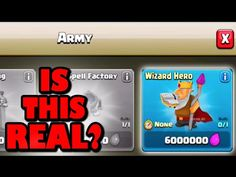 Clash of Clans - NEW UPDATE HERO REVEALED? The Wizard King + Town Hall 9 Champion Raids! - http://yourtrustedhacks.com/clash-of-clans-new-update-hero-revealed-the-wizard-king-town-hall-9-champion-raids/