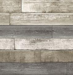 Weathered Plank Grey Wood Texture 2701-22345 wallpaper - Indoorwallpaper.com