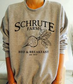 Schrute Farms Bed and Breakfast sweatshirt - The Office