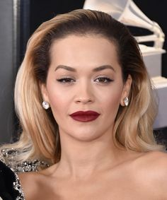 The Best Hairstyles at the 2018 Grammy Awards - Rita Ora from InStyle.com