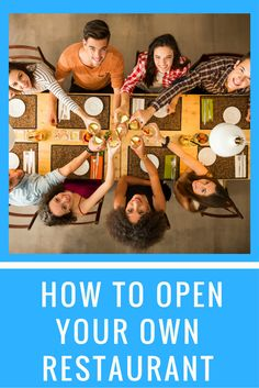 How to open a new restaurant, starting with a restaurant business plan, choosing a restaurant location, and securing financing. Restaurant Business Plan, Restaurant Plan, Opening A Restaurant, Catering Business, Bakery Business, Restaurant Owner, Restaurant Concept, Restaurant Design, Business Planning