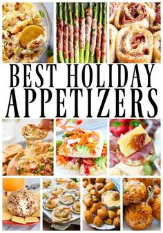 50 of the Best Appetizers for the Holidays that will impress your guests. Everyt… 50 of the Best Appetizers for the Holidays that will impress your guests. Everything from easy to elegant we have you covered. Best Holiday Appetizers, Finger Food Appetizers, Appetizers For Party, Appetizer Recipes, Holiday Recipes, Snack Recipes, Cooking Recipes, Finger Foods, Christmas Recipes