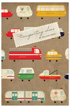 :: Transporting ideas Journals  by Ana Sousa ::