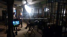 Doug Bradley (Pinhead from Hellraiser) interviewed at the Wrong Turn 5 set