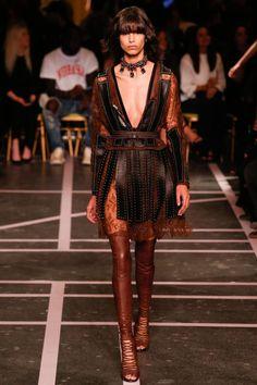 Kim Kardashian wearing Givenchy Spring 2015