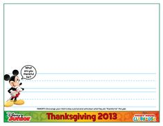 What is your kid thankful for this year?