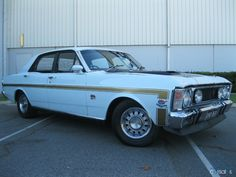 1969 Ford Falcon GTHO Phase I XW