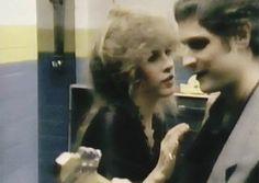 Stevie ~ ☆♥❤♥☆ ~ Lindz and John McVie jamming backstage during Fleetwood Mac's 1979 'Tusk' tour Stevie Nicks Now, Stevie Nicks Fleetwood Mac, Stevie Nicks Lindsey Buckingham, Buckingham Nicks, John Mcvie, Stephanie Lynn, Joan Baez, Vintage Black Glamour, Women Of Rock
