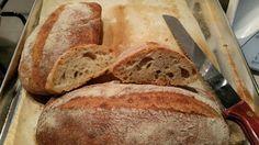 Pani Quotidiani: Il buon pane impastato a mano con autolisi di 4 ore