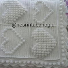 Quick And Easy FREE Crochet Blanket Patterns For Beauty Homes! – Page 26 of 49 – Daily Crochet! Quick And Easy FREE Crochet Blanket Patterns For Beauty Homes! – Page 26 of 49 – Daily Crochet! Crochet Unicorn Blanket, Crochet Heart Blanket, Bobble Crochet, Bobble Stitch, Free Crochet, Crochet Bedspread Pattern, Afghan Crochet Patterns, Baby Knitting Patterns, Diy Crafts Crochet