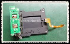 85.00$  Watch now - http://aliptu.worldwells.pw/go.php?t=32305766163 - Shutter Unit Component with Blade Assembly Repair Part for Canon 1D Mark III 3 1D3 Camera (Free shipping with tracking number)