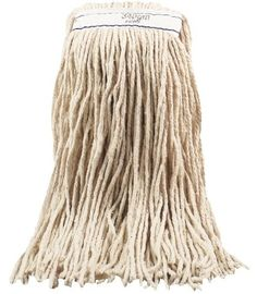 Kentucky mop head - 12oz (wig.) and available in 16oz. Perfect mop for cleaning large areas, made with PY yarn which is very absorbent and picks up large amounts of liquid. Wholesale mops Essex.