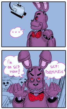 5 Nights at Freddy's Comics