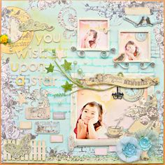 when you wish upon a star - Prima - Pixie Glen Collection