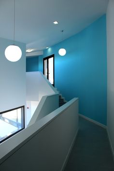 Hallway - Staircase - Style Modern designed by ANA DOLADO