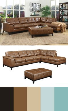 Relax And Unwind After A Long Day At Work With Your Family/friends As You  Kick Back And Watch Movies Atop This Plush, Stylish The Marquis 2 Piece  Sectional ...