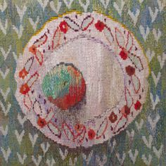 Dimity Kidston Fruit on Plate Tapestry