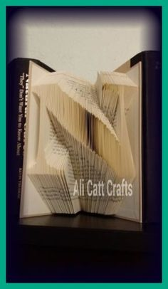 Letter-N-Book-Folding-Pattern