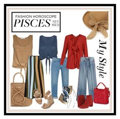 """""""FASHION HOROSCOPE...""""My Style"""""""" by onesweetthing on Polyvore featuring ViX, Alice + Olivia, Circus Hotel, STELLA McCARTNEY, Stuart Weitzman, Dondup, Marc by Marc Jacobs and Sam Edelman"""