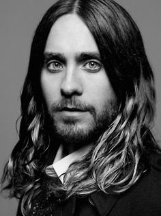 Jared Leto by Peter Hapak for TIME.