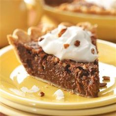 Contest-Winning German Chocolate Cream Pie Recipe -I've won quite a few awards in recipe contests over the past 10 years and am delighted that this luscious pie sent me to the Great American Pie Show finals. —Marie Rizzio, Interlochen, Michigan